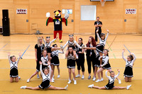 Cheerleader Regionalmeisterschaft 2014
